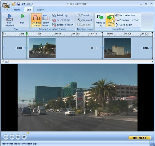 Free Video Converter by Extensoft Ekran Görüntüleri - 2