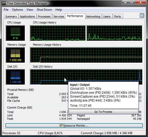 Task Manager Free - фото 6